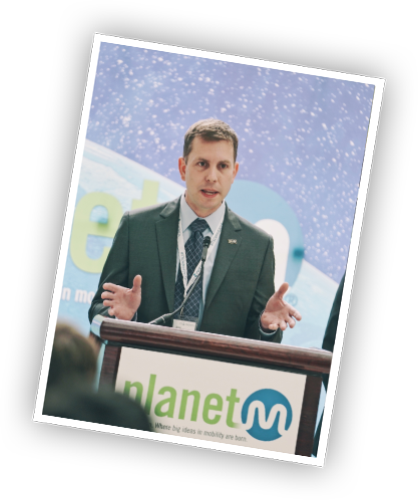 PlanetM news conference