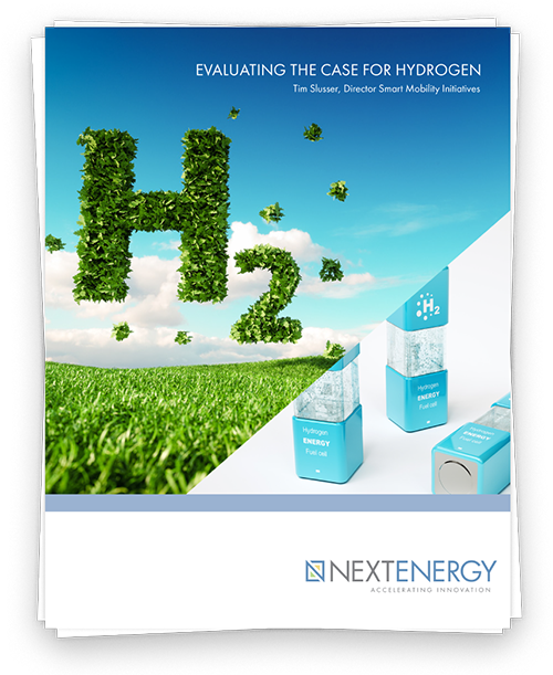 Evaluating the Case for Hydrogen case study