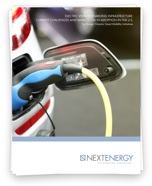 Electric Vehicle Charging whitepaper mock-up