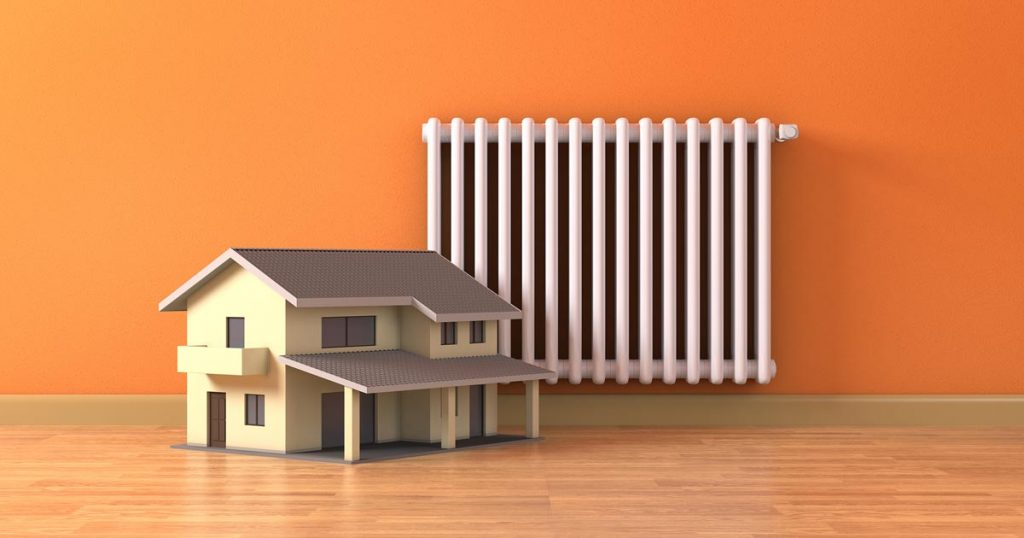 Electric home heating